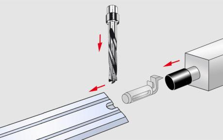 Clip Fitting Machine Stegherr CF | Stegherr Maschinenbau