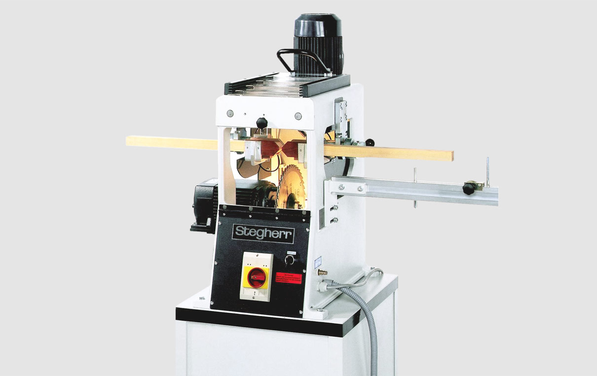 cross joint milling machine stegherr ksf mini stegherr maschinenbau. Black Bedroom Furniture Sets. Home Design Ideas