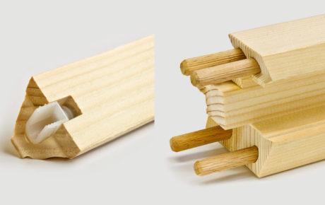 Stegherr Dübelstationen für Holz, Alu, MDF und PVC Profile