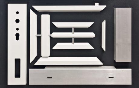 Stegherr Profilleistenbearbeitung für Holz, Alu, MDF, PVC